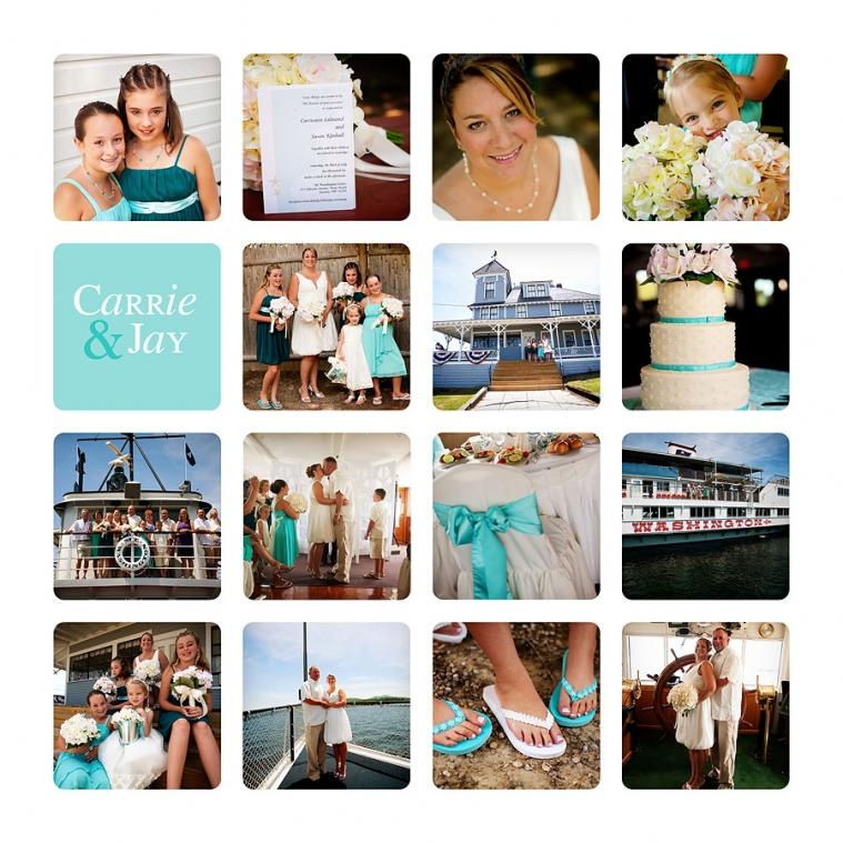 Weirs Beach NH Wedding Photographer