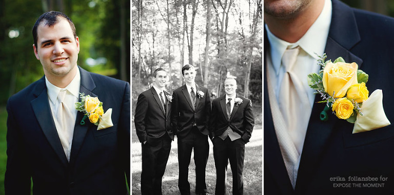 NH Wedding Photographer | Erika Follansbee Photography