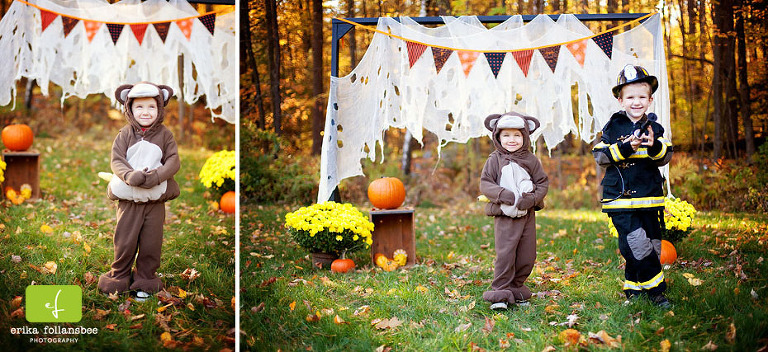Halloween Mini Sessions | NH Children's Photographer