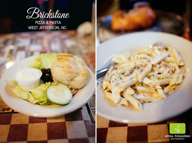 Brickstone Pizza & Pasta | West Jefferson, NC