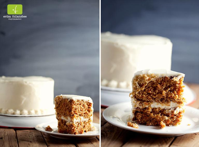 picture of Vegan Carrot Cake | Cafe Indigo