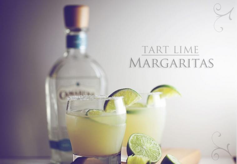 Recipe | Tart Lime Margaritas