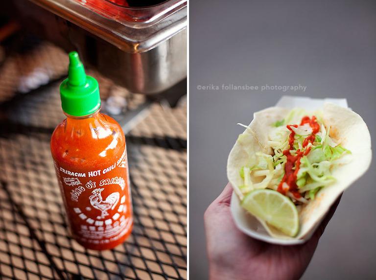Sriracha Lime Beef Taco | Firefly | Hippo de Mayo