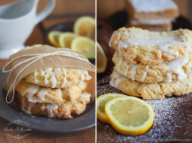 lemon meltaway cookies, Black Forest Cafe