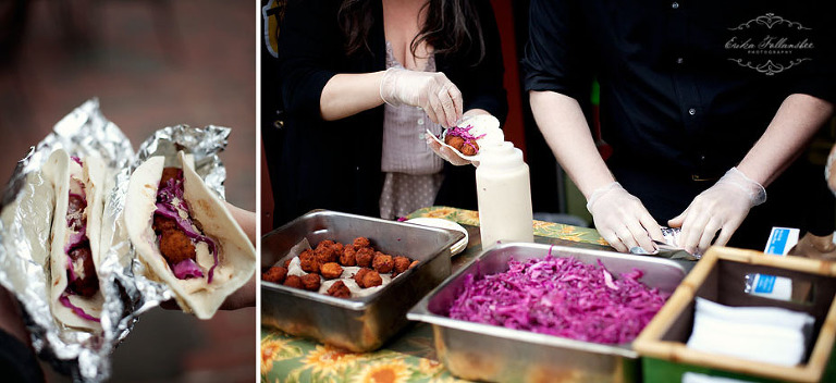 Republic | Falafel Taco | Hippo de Mayo 2013