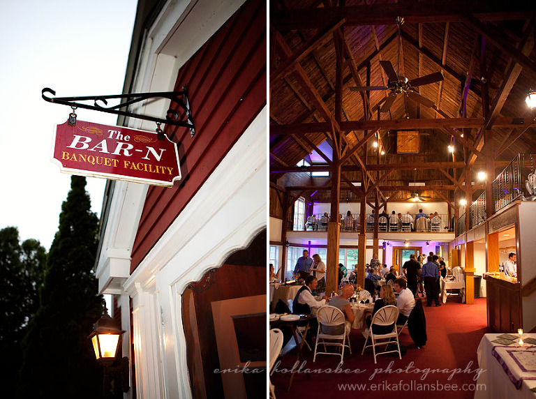 Waukewan Golf Club Wedding Reception | Center Harbor NH