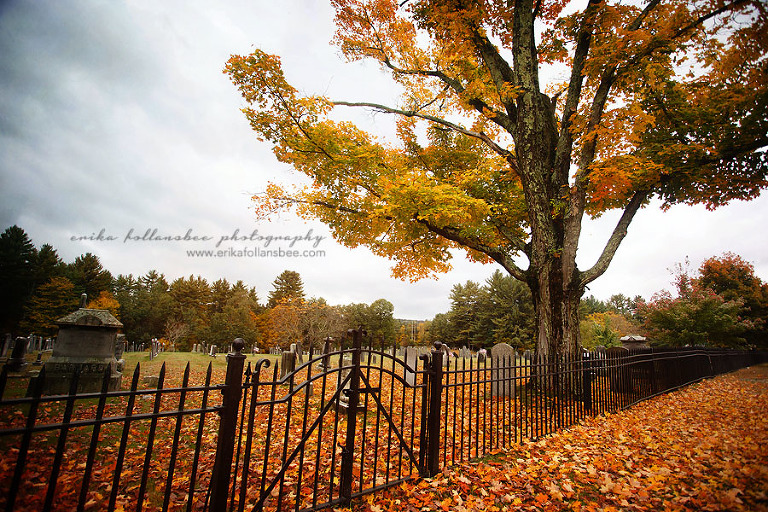 goffstown NH october foliage