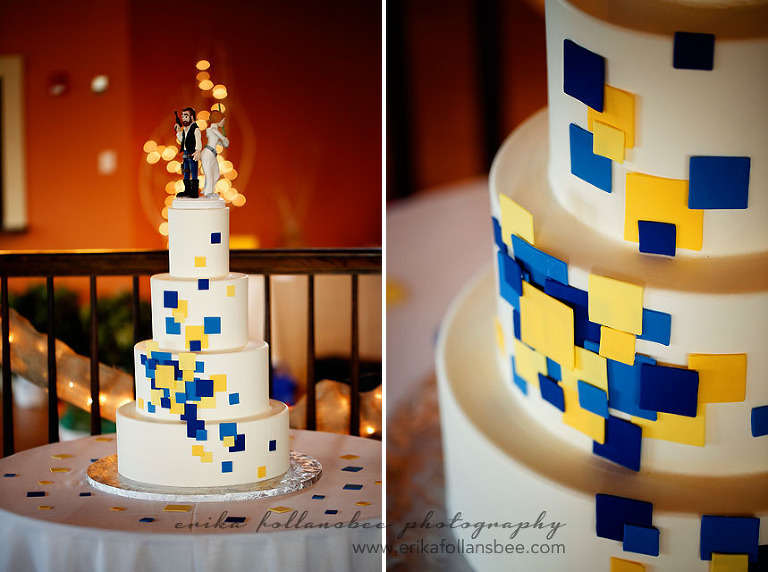 shattuck wedding jaffrey NH chickadee hill cakes