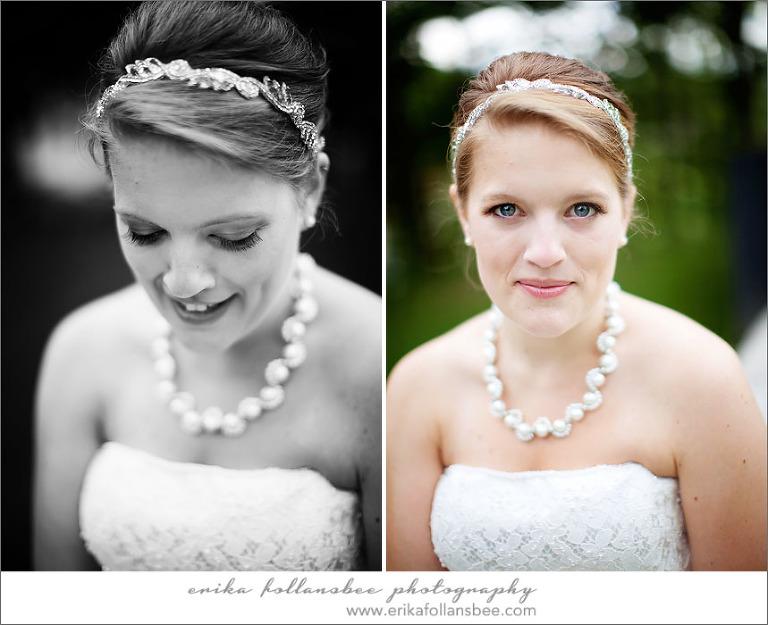 beautiful New Hampshire bride