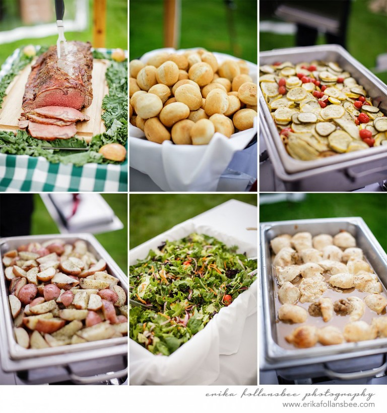 Appleseed Restaurant catering for weddings