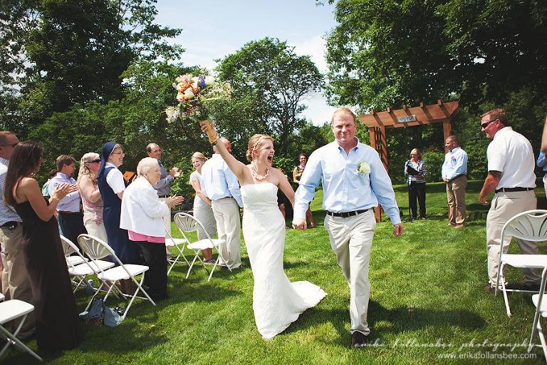 henniker NH wedding ceremony celebration