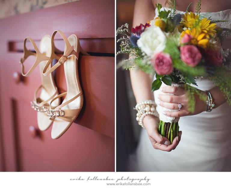 shoes and bouquet publick house sturbridge MA