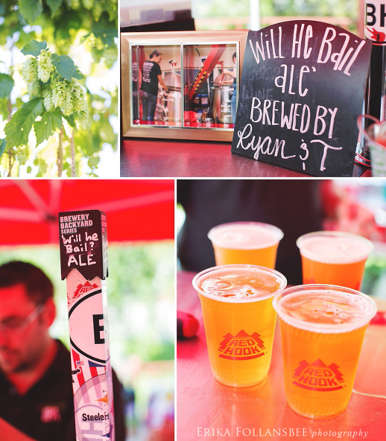 redhook brewery portsmouth wedding beer