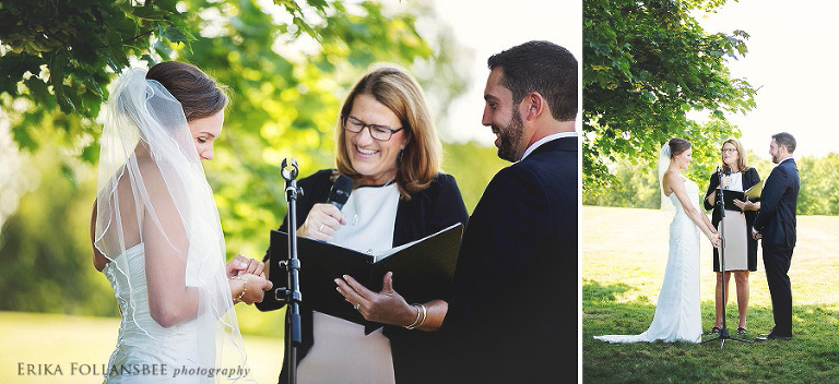 Redhook Brewery Wedding Ceremony | Portsmouth NH