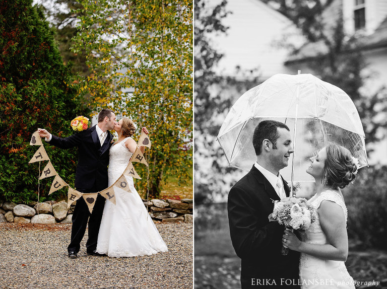 meadow wind rustic wedding hebron NH