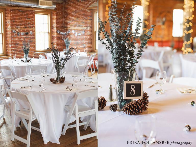belknap mill wedding reception