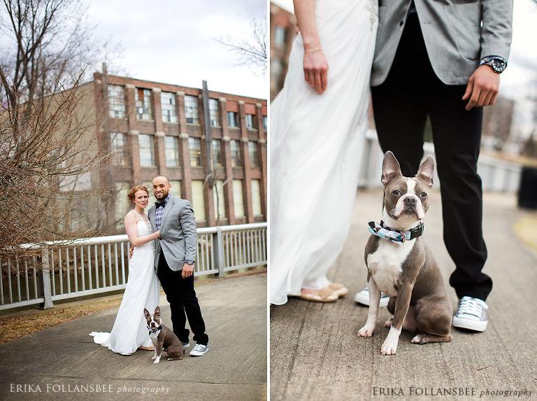 belknap mills wedding janelle byron bacon