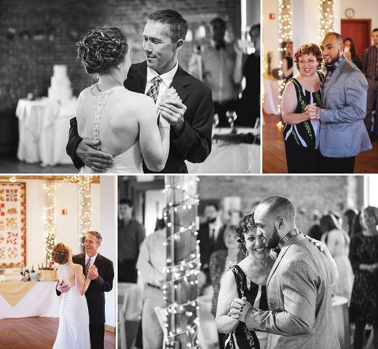 belknap mill laconia wedding reception