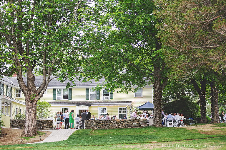 dexters inn wedding sunapee NH