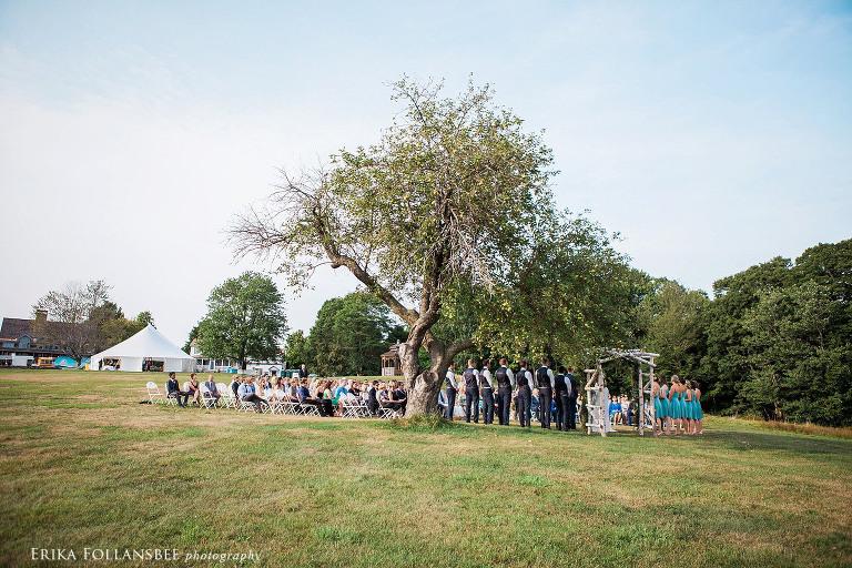 NH backyard wedding colorful (4)