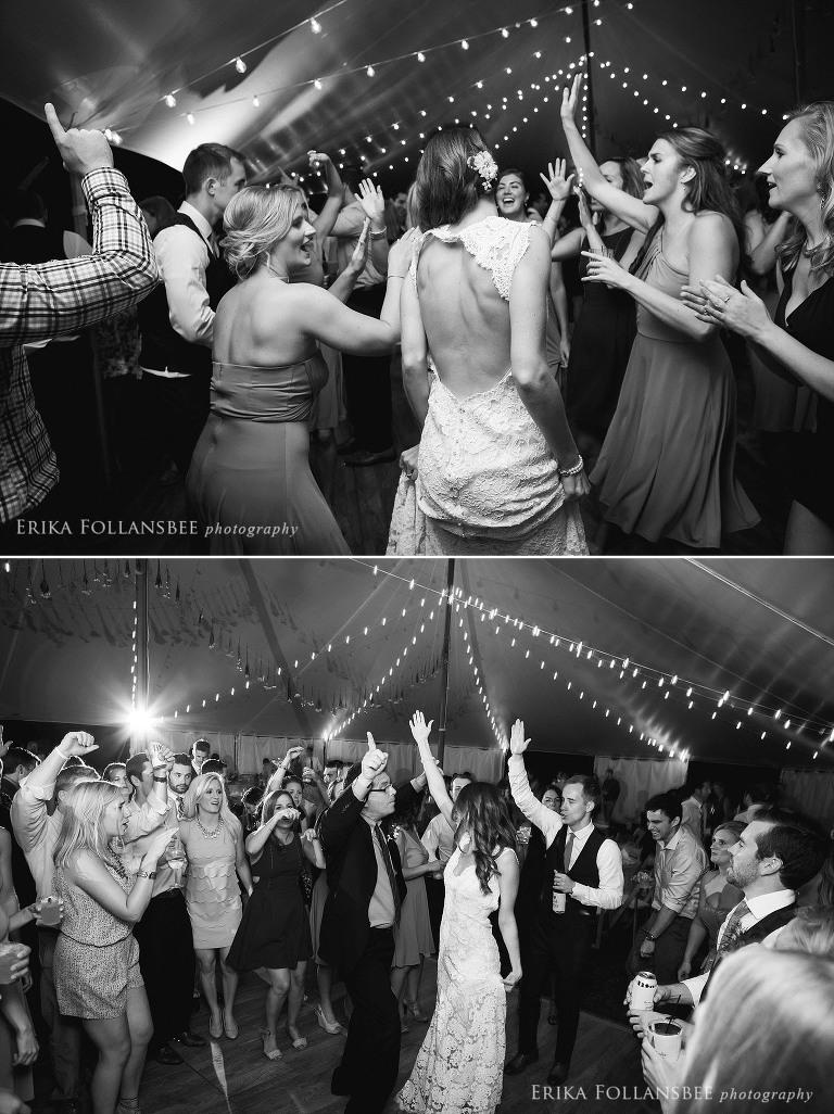 NH outdoor tented backyard wedding (12)