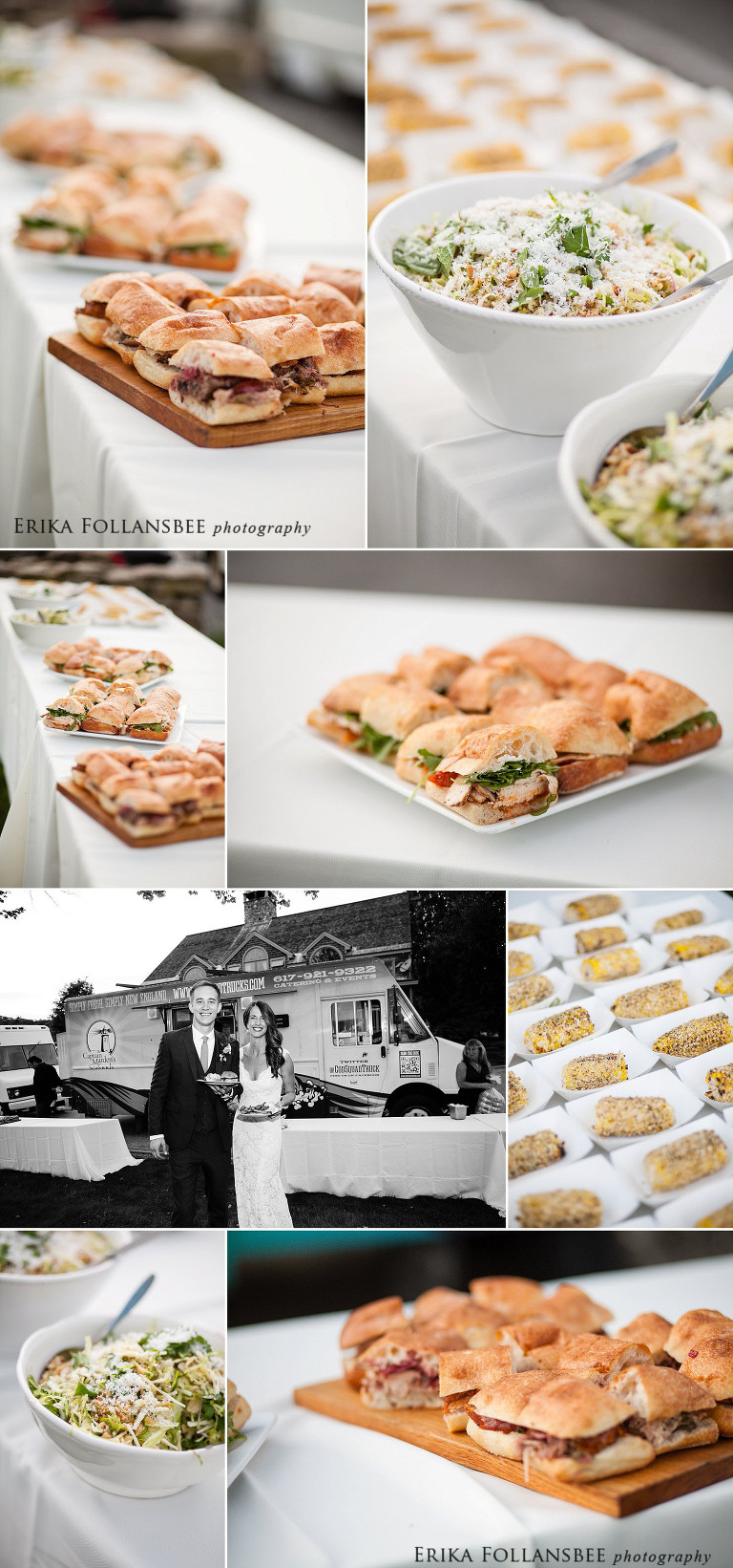 Pennypackers food truck served gourmet sandwiches