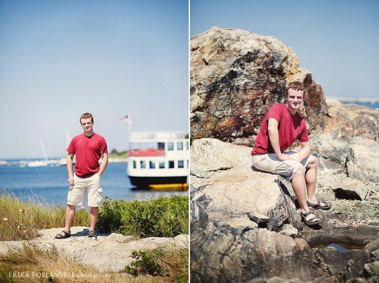 isles of shoals senior portraits