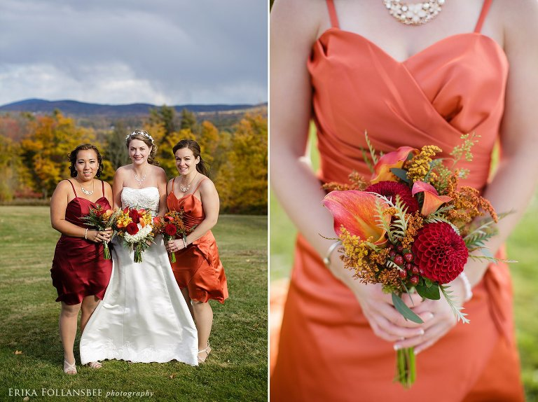 New Hampshire Fall Wedding | Dexters Inn