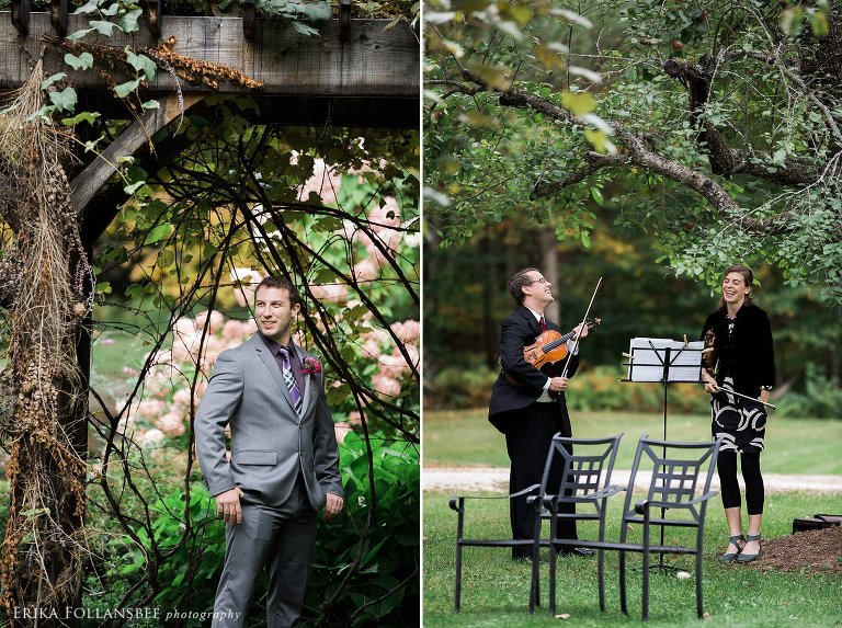 Curtis Hollow Farm wedding | Woodstock, Vermont