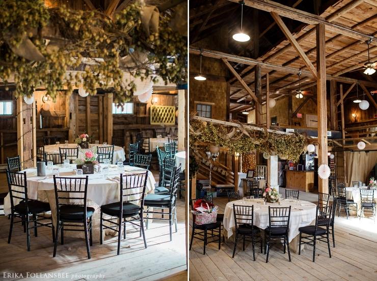 Tumbledown Farms Rustic Wedding