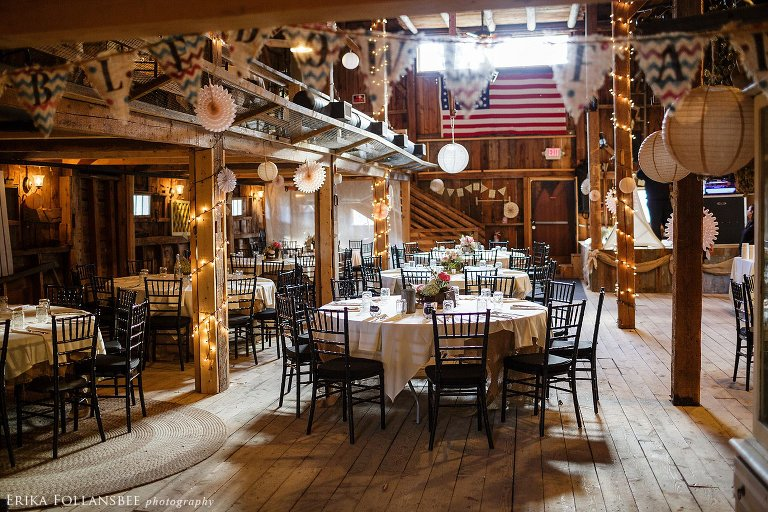 Tumbledown Farm | Rustic NH Wedding | Private Weddings & Events