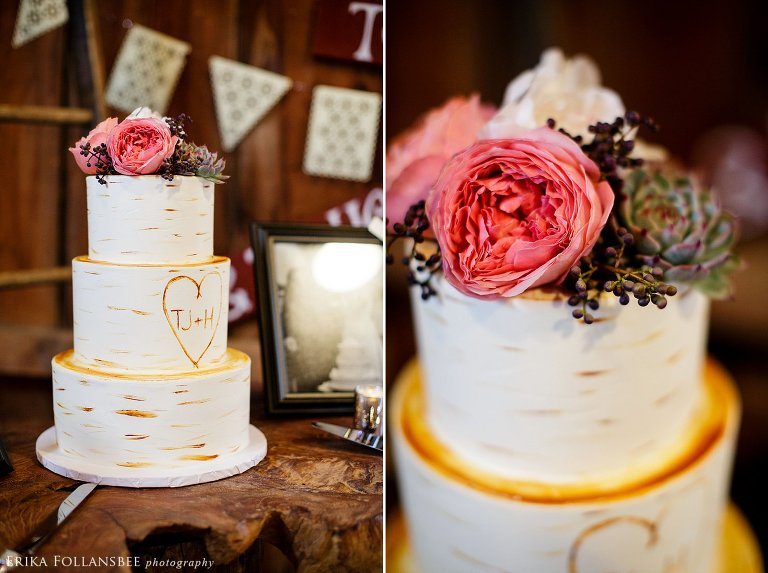 Tumbledown Farm | Rustic NH Wedding | Ooo La la Creative Cakes