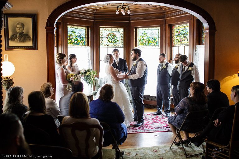 black swan inn wedding ceremony NH