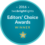 2016 Editors' Choice Award Winner
