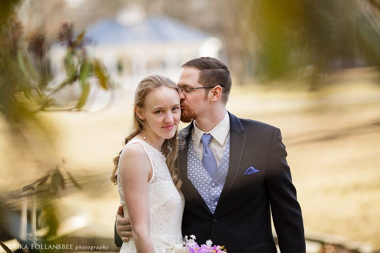 Concord NH Rollins Park Wedding