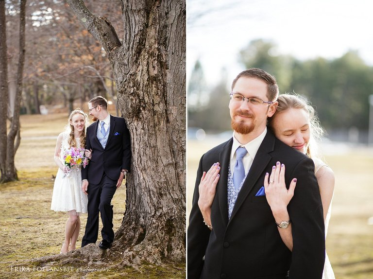rollins park leap day wedding NH
