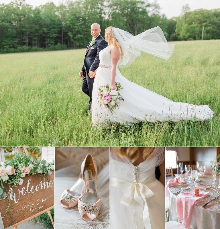 Wedding Dresses In Nh 21 Luxury Spring Wedding at Harrington