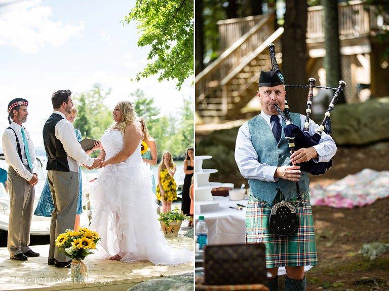bear island winnipesaukee outdoor wedding (22)
