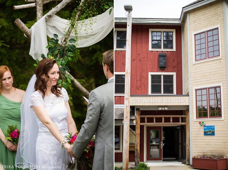 Audubon Center Wedding Concord NH