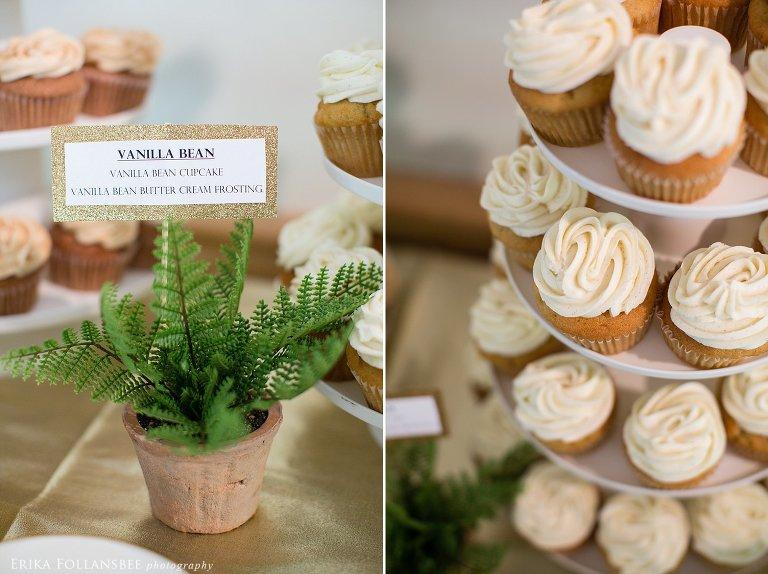 queen city cupcakes audubon center wedding
