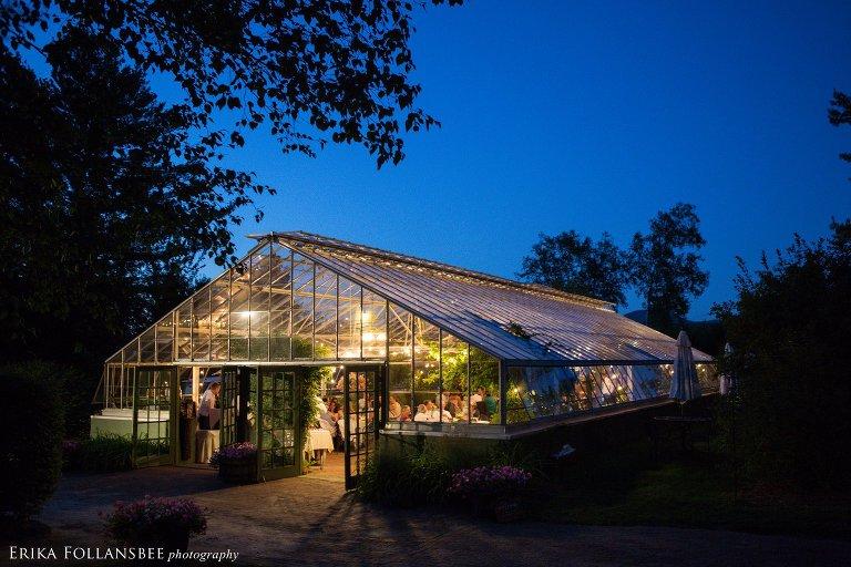 Italian Farmhouse Greenhouse Wedding Plymouth Nh Erika