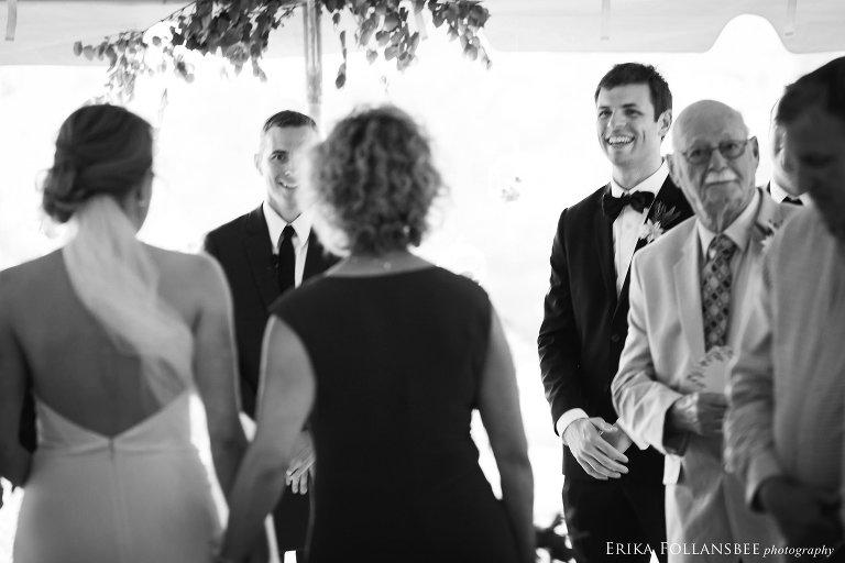 Wedding at the Italian Farmhouse   Plymouth NH