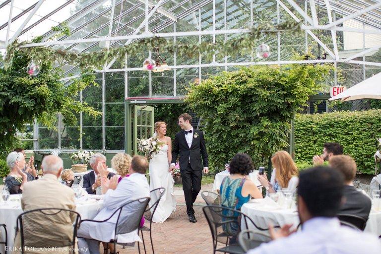 Italian Farmhouse Greenhouse Wedding Plymouth NH Erika Follansbee