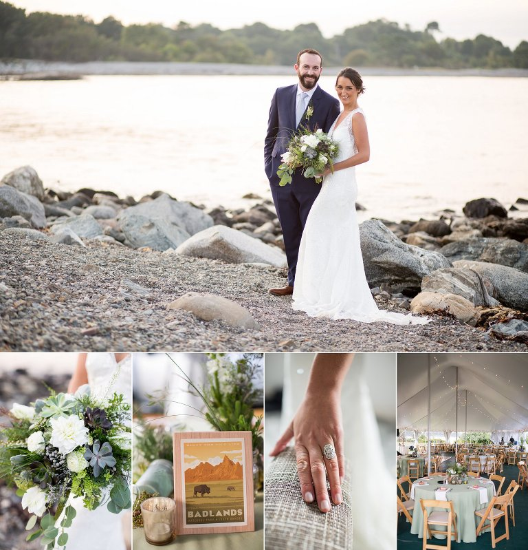 Seacoast Science Center Wedding | August 2016