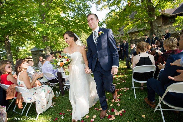 The Rocks Estate Wedding | Bethlehem, NH