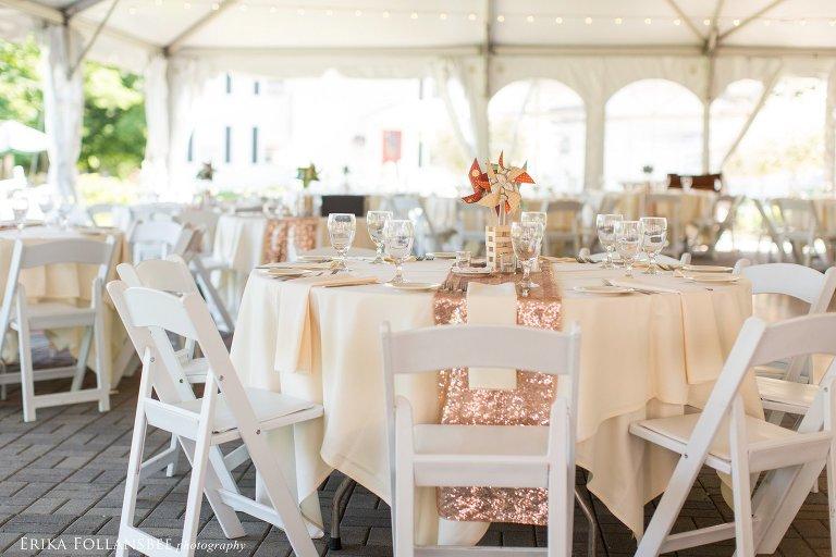 Vermont Wedding at the Quechee Inn at Marshland Farm