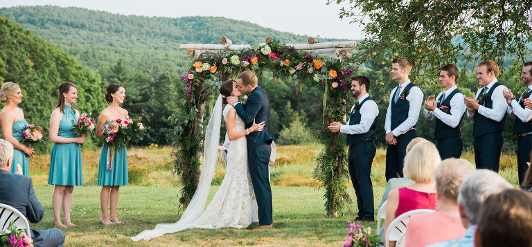Erika Follansbee Photography outdoor weddings