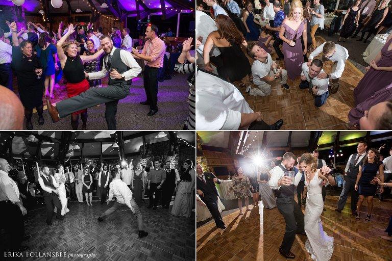 Loon Mt. Resort reception dance party | DJ Ryan Parker