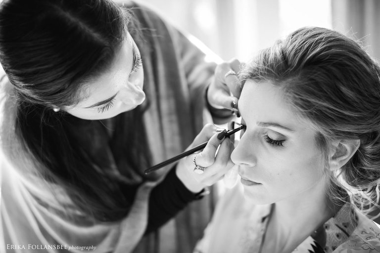 Loon Mt Wedding | Hair and Makeup